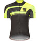 Sportful Gruppetto Pro Team Bike Jersey Shortsleeve Men green/black
